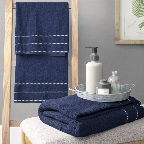 2 Piece 100% Cotton Bath Sheet Set by Birch Lane™